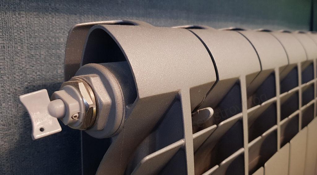 Покраска радиаторов отопления (батарей)